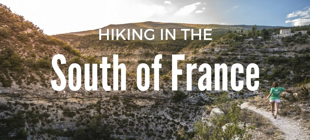 Hiking in the South of France Image