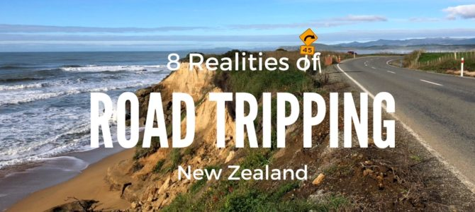 8 Realities of Road Tripping New Zealand