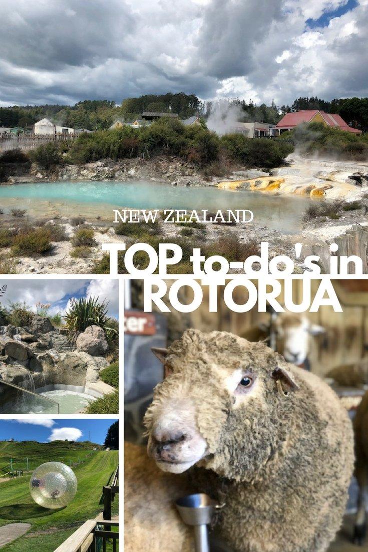 Top things to do in Rotorua New Zealand | New Zealand Vacation Ideas | #rotorua #familytravel #adventuretravel