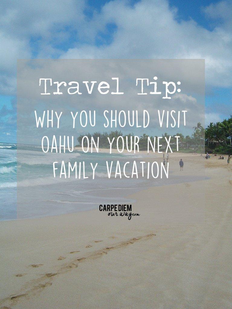 Travel Tip Oahu