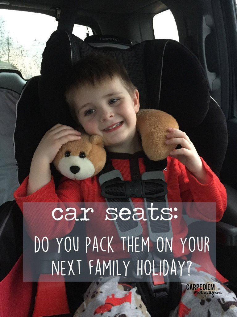 Car Seats for Travel | The Best Car Seat Travel Bags for traveling the world with kids