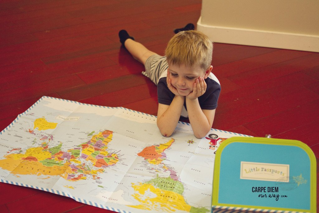 Mattias has always loved Maps