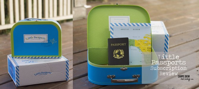 Little Passports Review: A Trip around the World from your Livingroom
