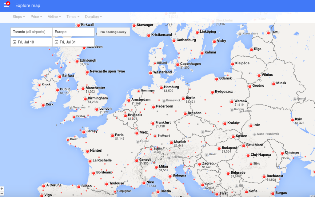 Google Flights Review: Our Pick for the best website for cheap flights