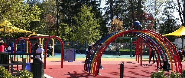 Clemy Jontri Playground, Virginia