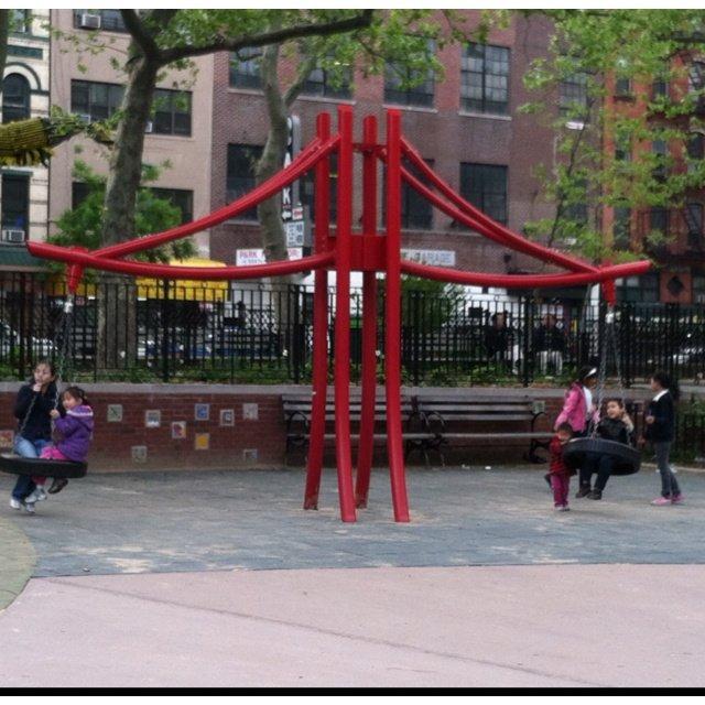 Hester St Playground, New York