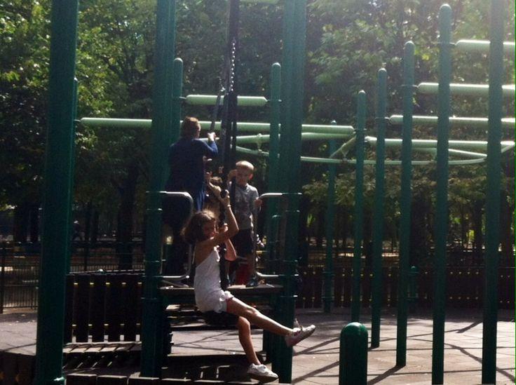 The Zipline at Jardian Luxembourg, Paris