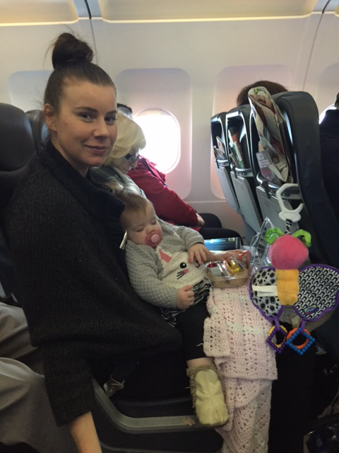 Best Plane Snacks for Toddlers and Babies