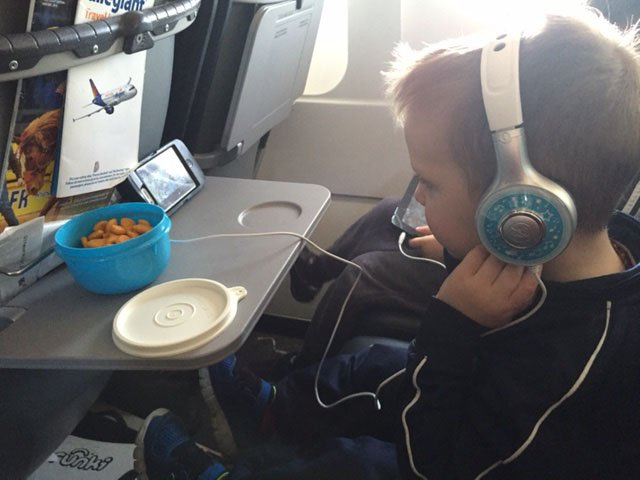 AIrplane Snacks for Toddlers and Preschoolers