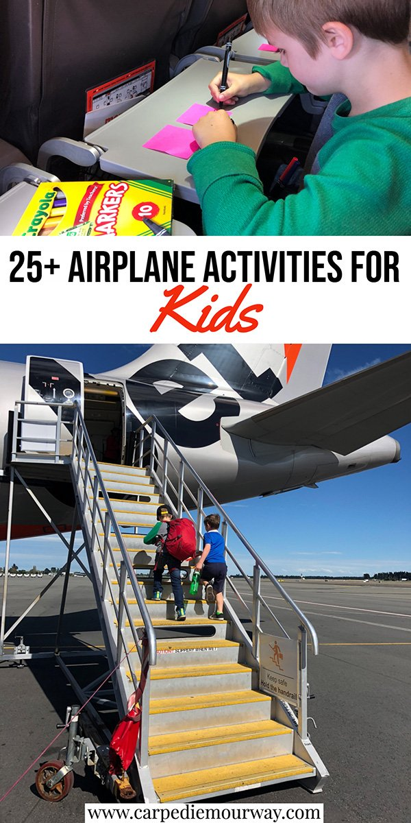 Toddler Plane Activities | Toddler Airplane Activities