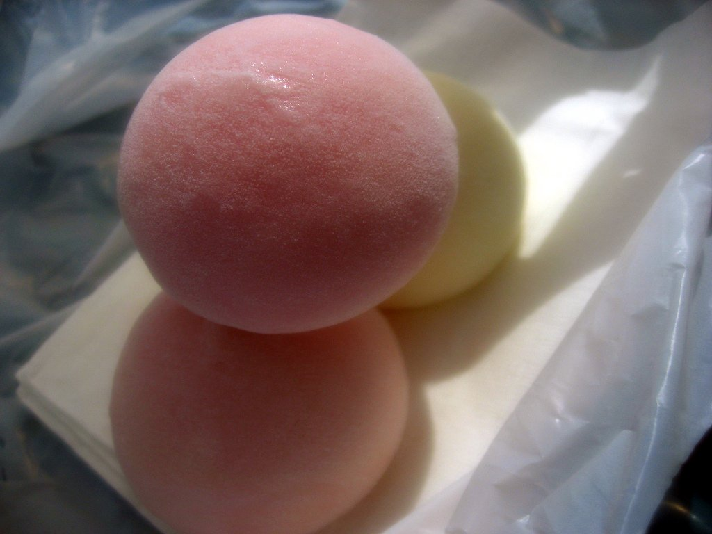 Mochi Ice Cream Courtesy of _e.t