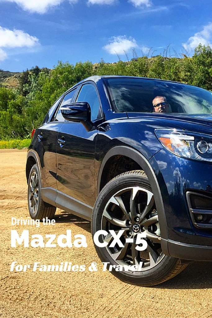 2016 Mazda CX-5 Review for Families