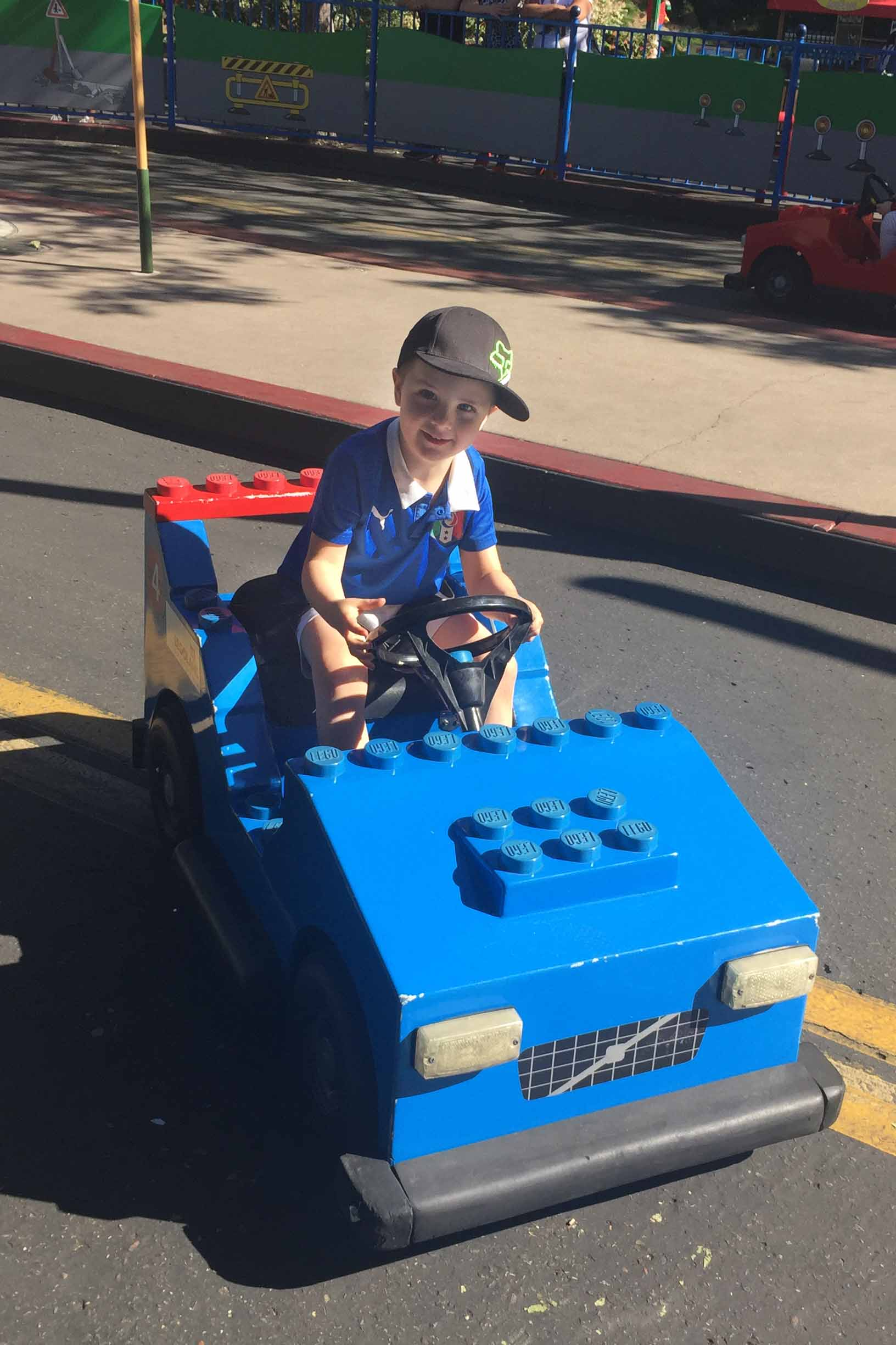 How To Get To Legoland Without A Car