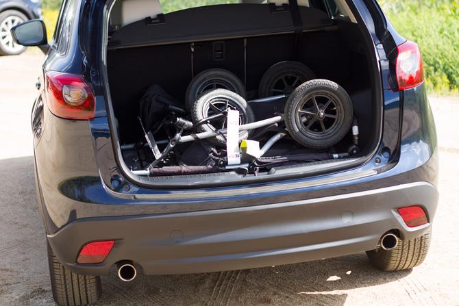 Mazda-Truck-CX-5-Double-Stroller-Carpe-Diem-OUR-WAY