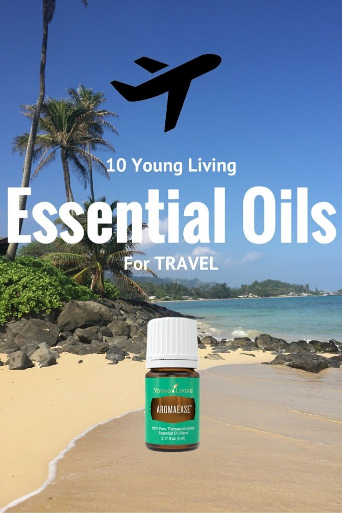 10 Young Living Oils for Travel