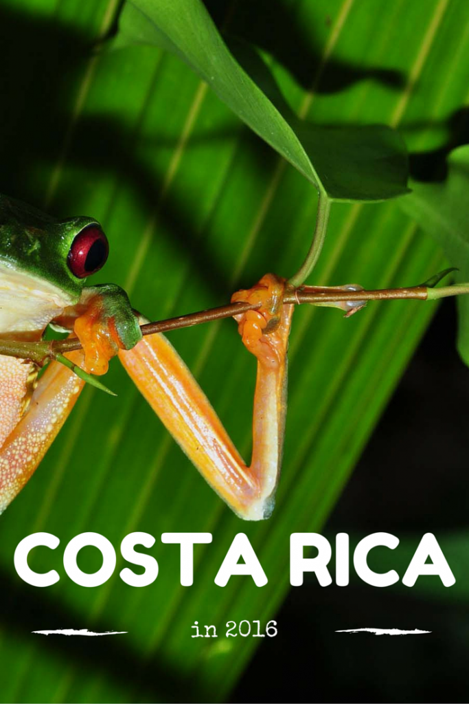 Visit Costa Rica in 2016 - Great for Families, Solo Travelers and More