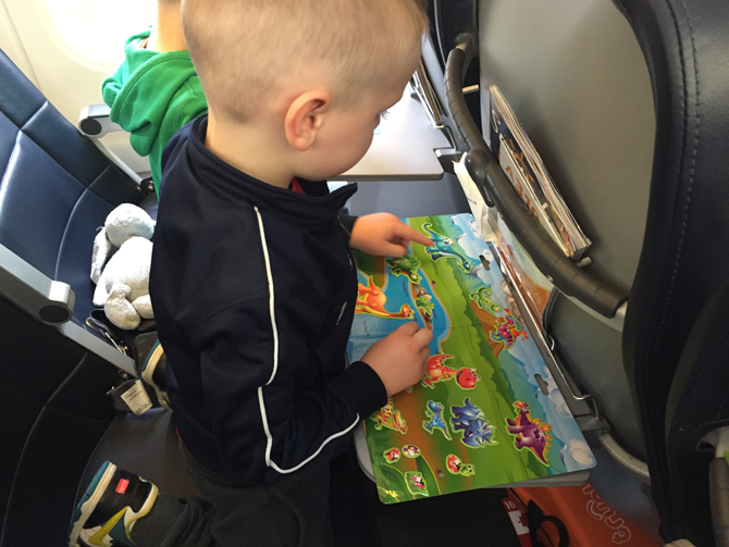 Airplane Activities for One Year Old