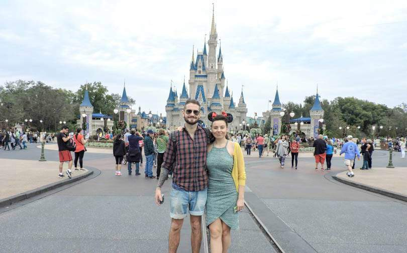 DisneyWorld - Photo Courtesy of Two Scots Abroad