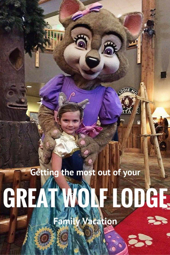 Getting the MOST out of your GREAT WOLF LODGE Family Vacation Cascadia, Grand Mound, Washington