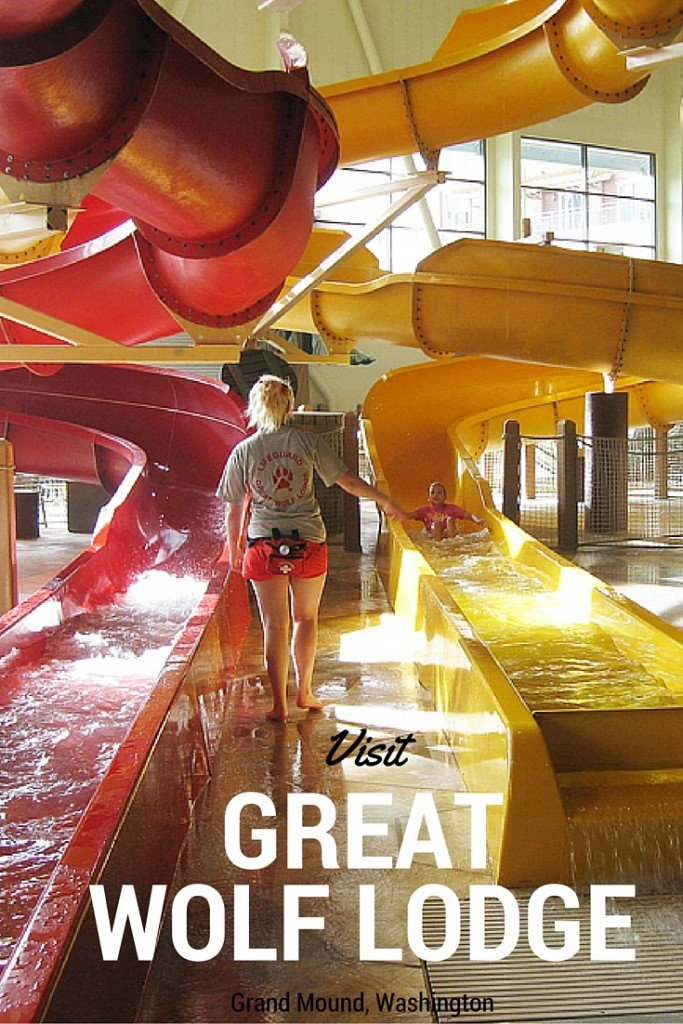 Here is Why yo should Visit Great Wolf Lodge, Grand Mound Washington on your next Family Vacation