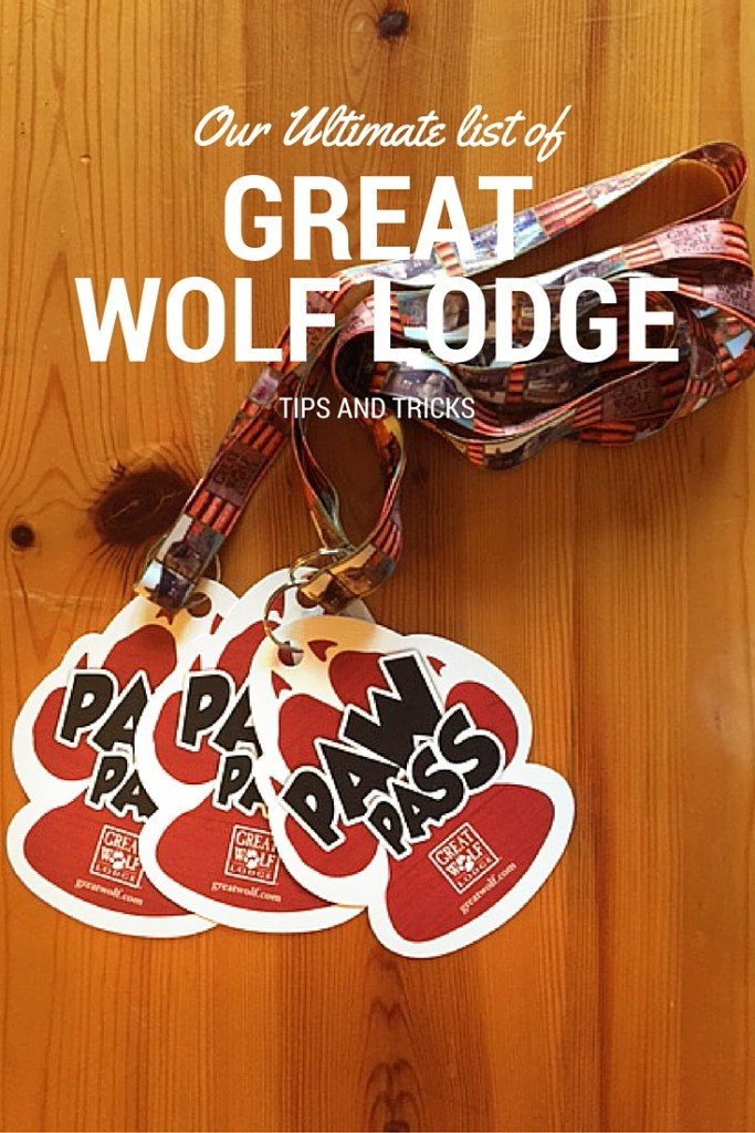 Our Ultimate List of Great Wolf Lodge Tips and Tricks for Families on your next Family Vacation | What to Pack for Great Wolf Lodge | Great Wolf Lodge Packing List | Great Wolf Lodge hacks
