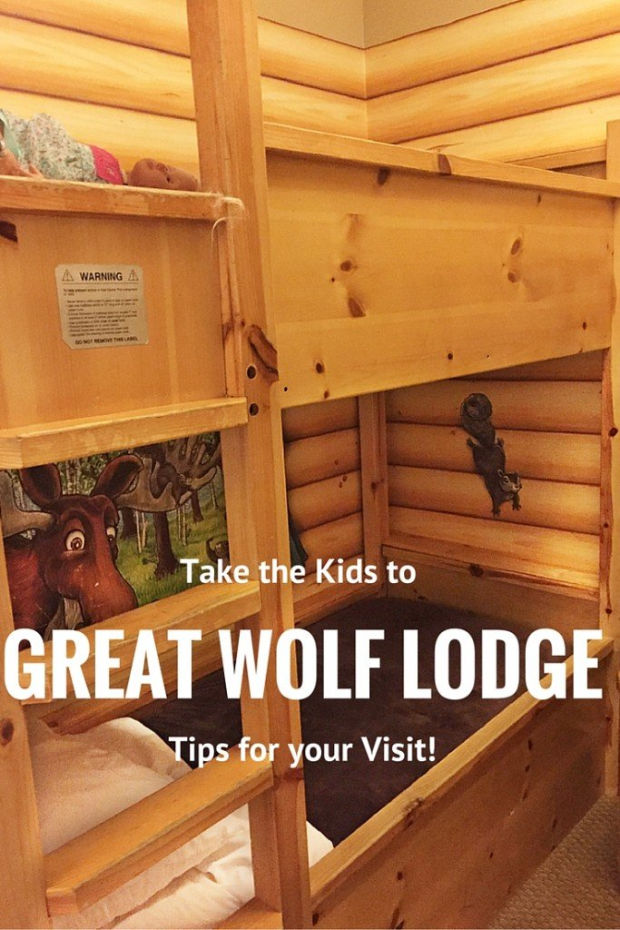 Take the Kids to Great Wolf Lodge: Tips for your next Visit from Carpe Diem OUR Way