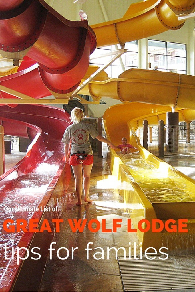the Ultimate List of Great Wolf Lodge Tips for Families | Great Wolf Lodge Packing List | What to pack for Great Wolf Lodge | Great Wolf Lodge Packing Tips |