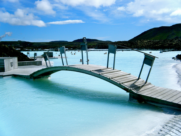 Visit Iceland with kids: the Blue Lagoon
