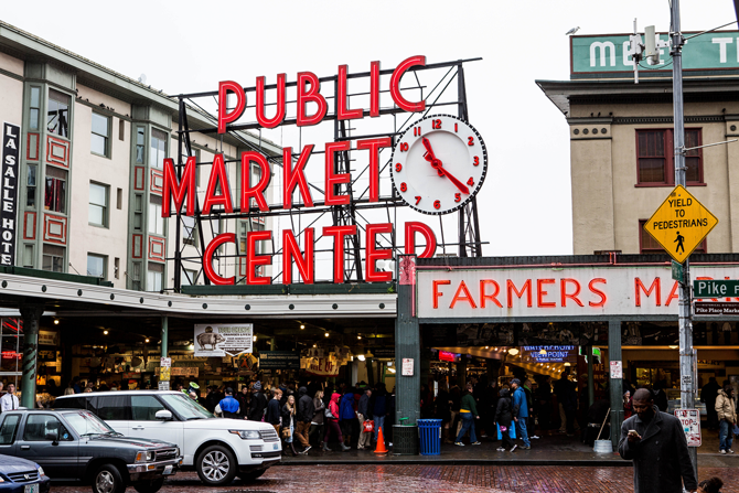 Pike Place Market is one of the popular things to do in Seattle. Check out https://carpediemourway.com for more ideas!
