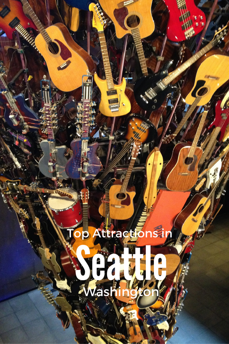 Seattle Top Attractions and Things to do in Seattle for your next visit #seattle #PNW #visitseattler #washingtonstate