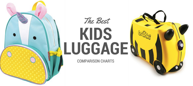 The Best Luggage for Kids | Kids Carry On Luggage for 2018