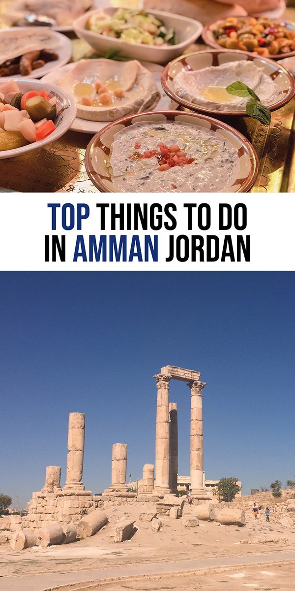 Top Things to do in Amman Jordan | Amman Itinerary | Jordan Travel Tips | Amman Travel Tips | Amman Packing List