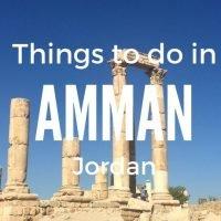 Top things to do in Amman Jordan in 2018