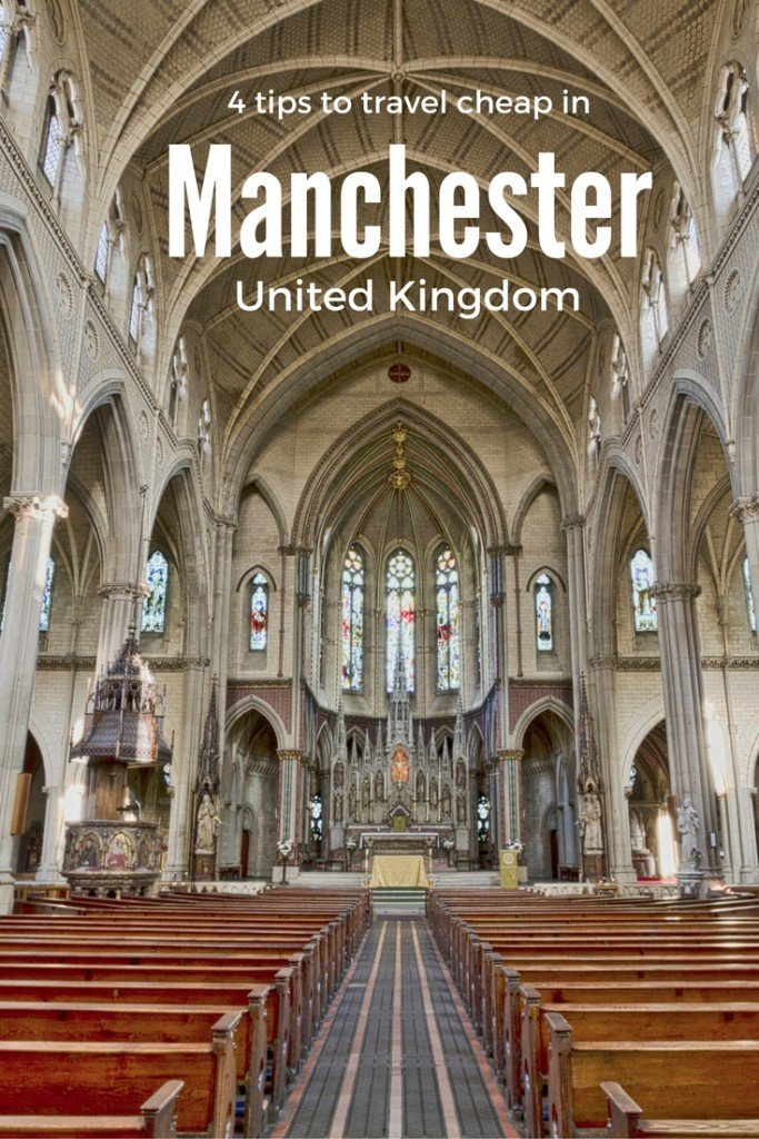 4 ways to travel cheap in Manchester, United Kingdom on your next vacation from Carpe Diem OUR Way