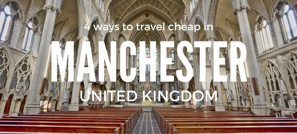 travel cheap in Manchester with kids