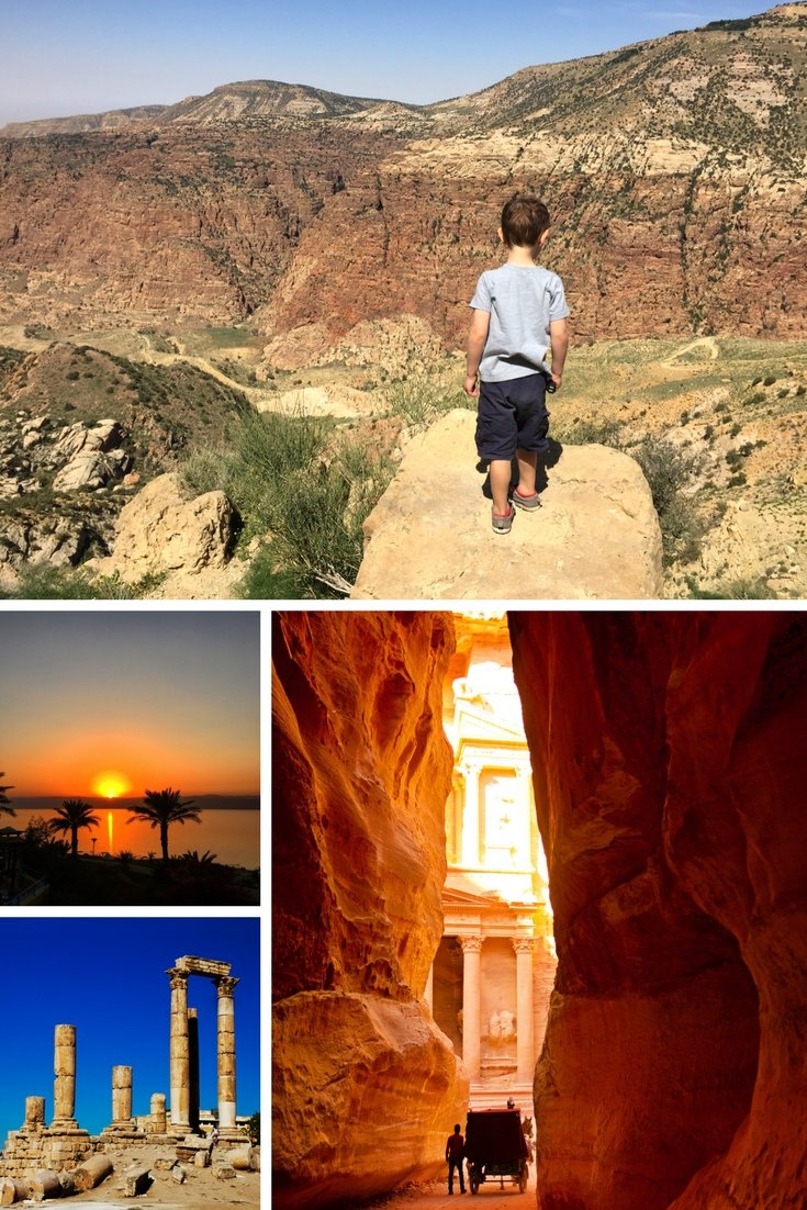 The Best Jordan travel tips include Is It Safe to Visit Jordan and Petra | Amman Jordan Safety Tips