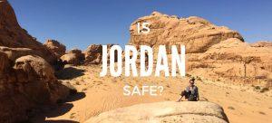 Is Jordan safe 2018 - Wadi Rum Rock Bridge