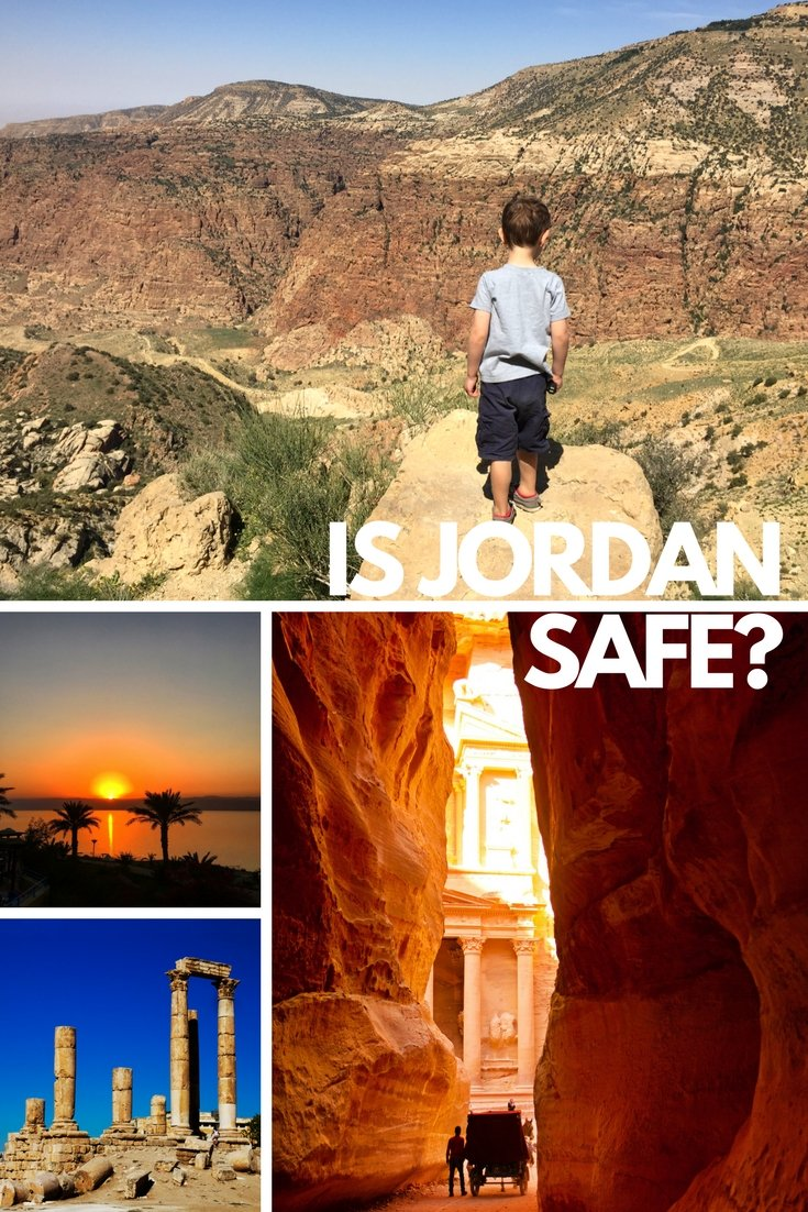 Is it safe to visit Jordan in 2019 | Is Petra Safe | Practical Information for your Jordan Middle East Visit