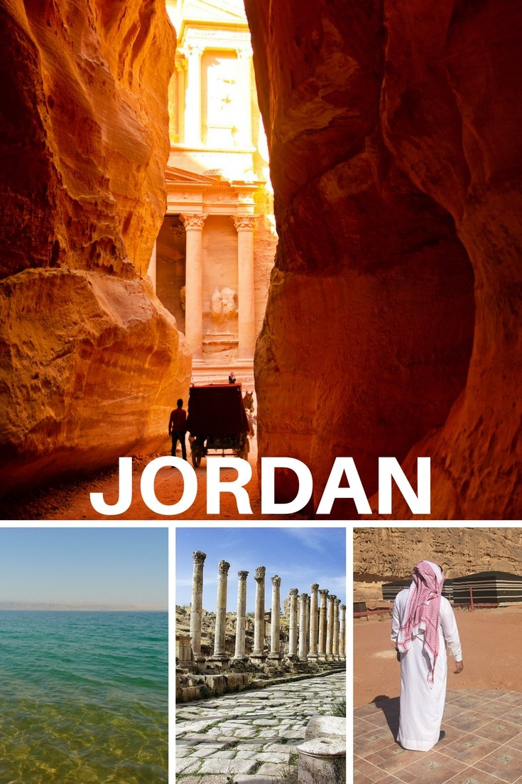 Is Jordan Safe in 2019? | Visiting Jordan | Petra Seven Wonders of the World | Practical Safety Information | #petra | Solo Female Travel information | Is Jordan Safe?