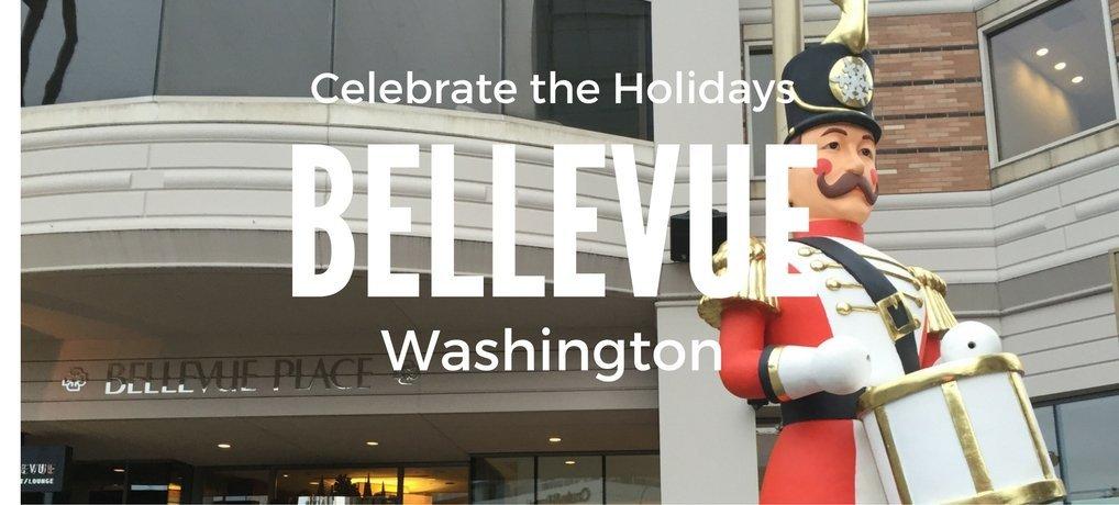 Bellevue Washington Snowflake Lane visit from Carpe Diem OUR Way