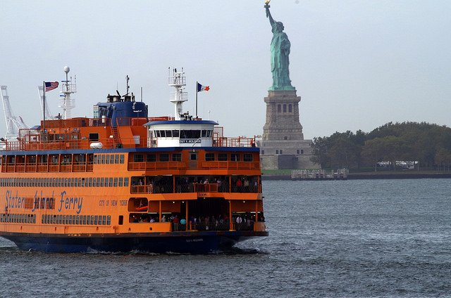 Staten Island Ferry Hits and Misses in New York