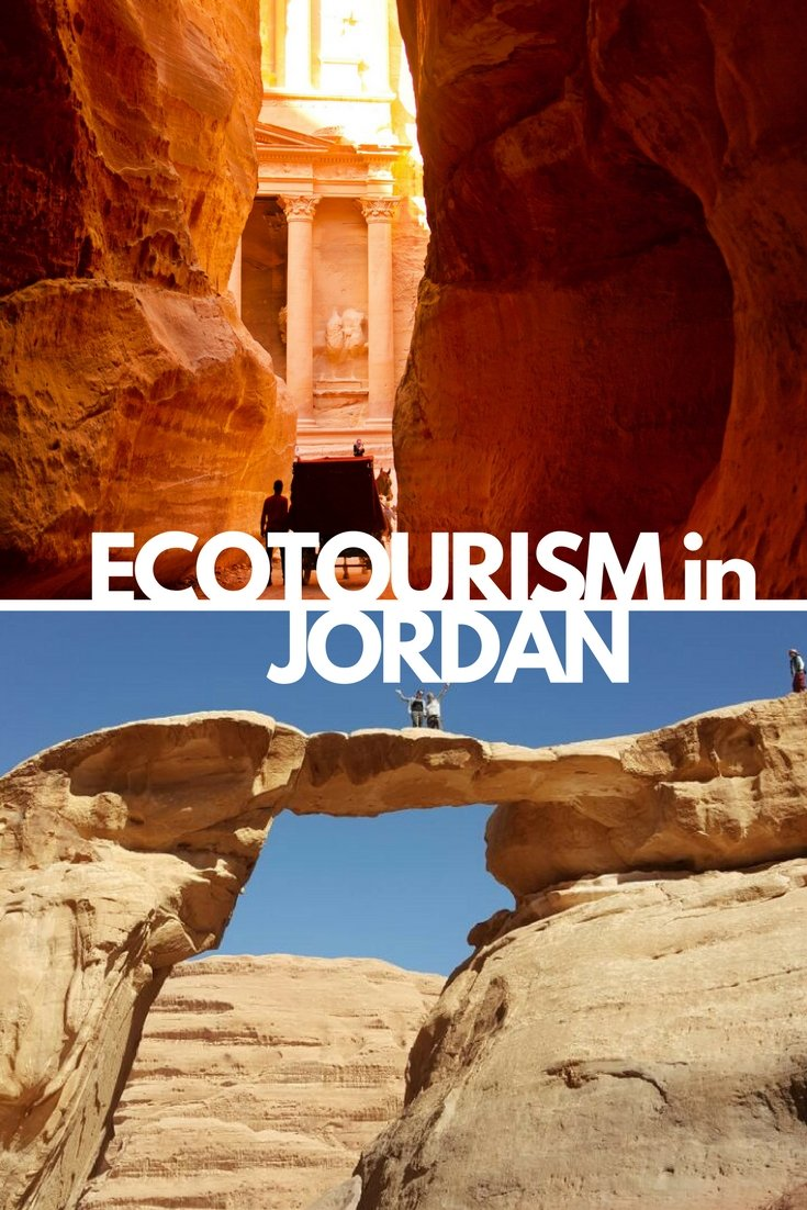 Ecotourism in Jordan - the Best places to visit - Dead Sea, Dana Reserve, Mujib Reserve, Wadi Rum | #hiking #visitJordan #wadirum