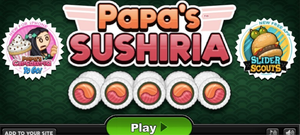 Papa Sushiria Game Review Carpe Diem OUR Way