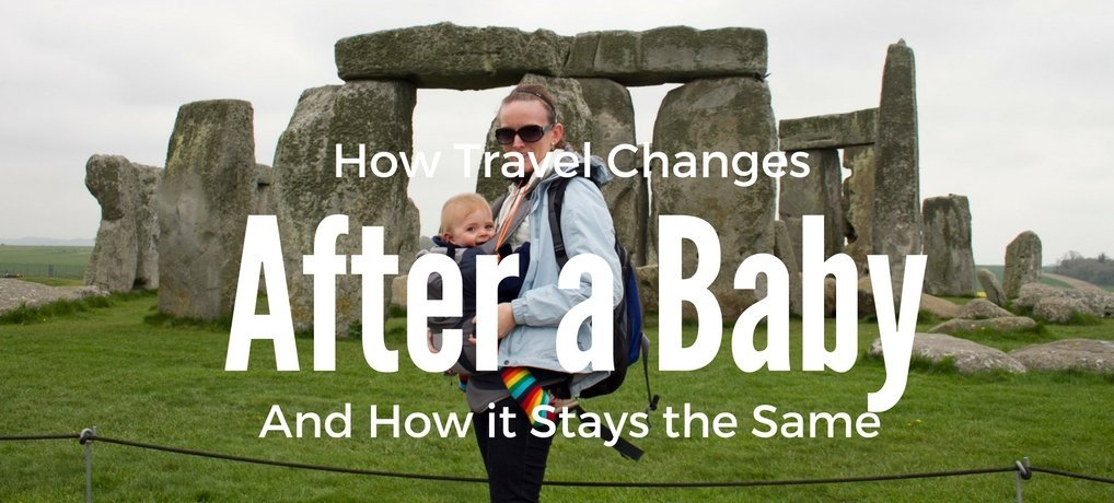 How Travel Changes after a Baby