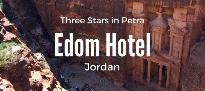 Edom Hotel Petra Review