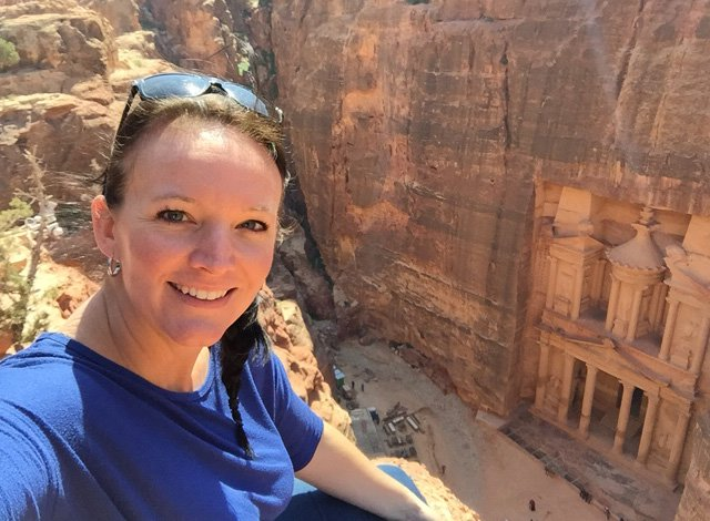 Petra Treasury - Petra Safety