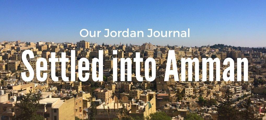 Visiting Jordan with Kids: Amman
