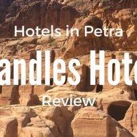 Candles Hotel Petra Wadi Musa Jordan Three Star Review
