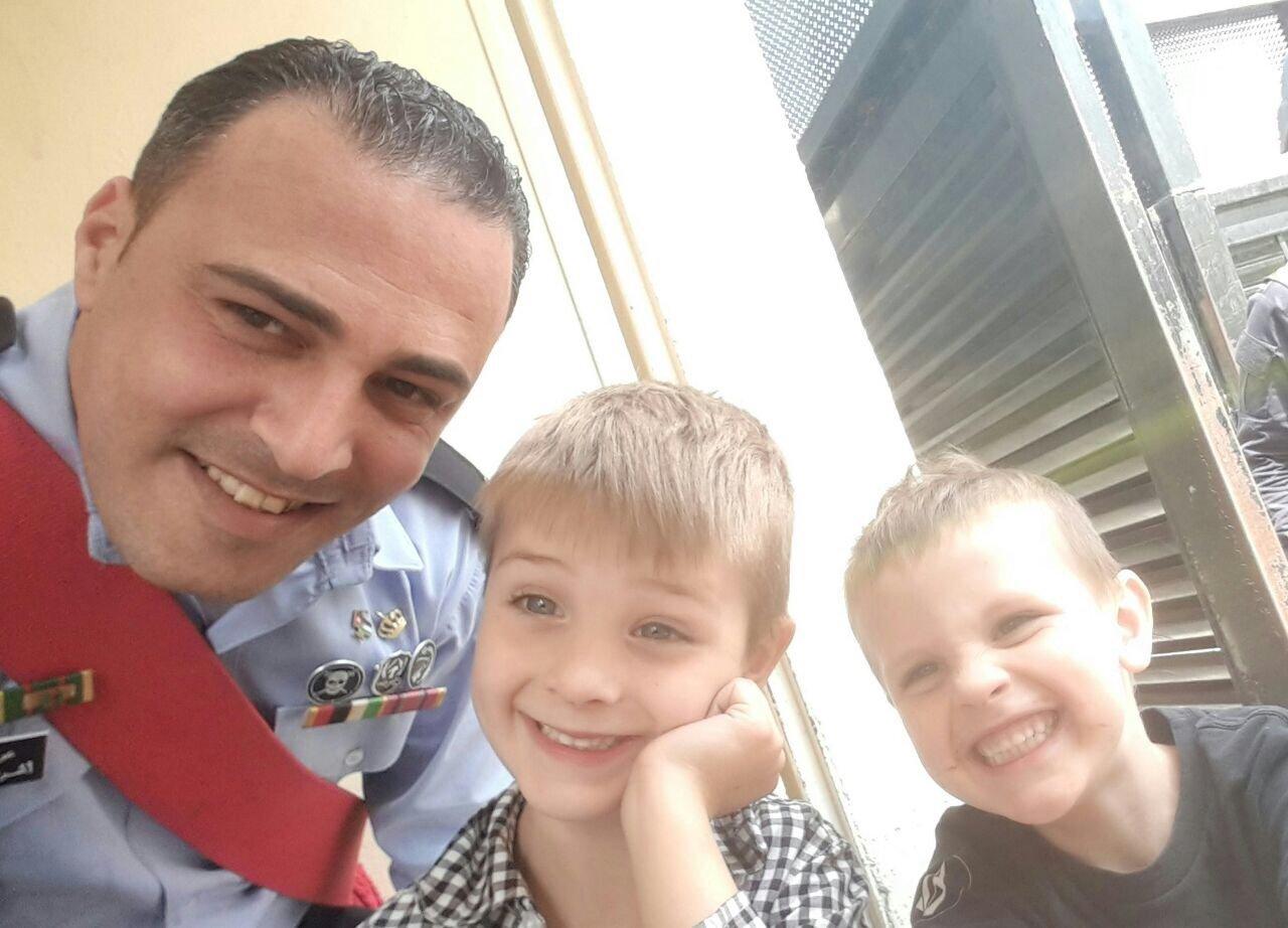 Jordan Policeman - Amman Jordan Safety