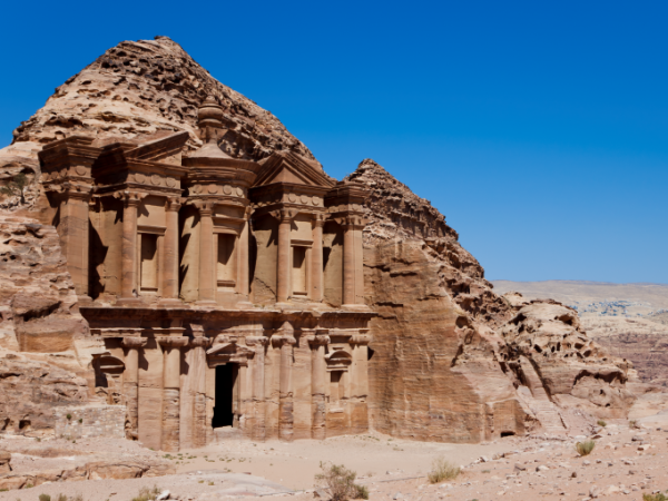 Is Petra Safe From Isis? Petra Monastery
